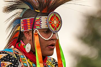 American Indian Head dress